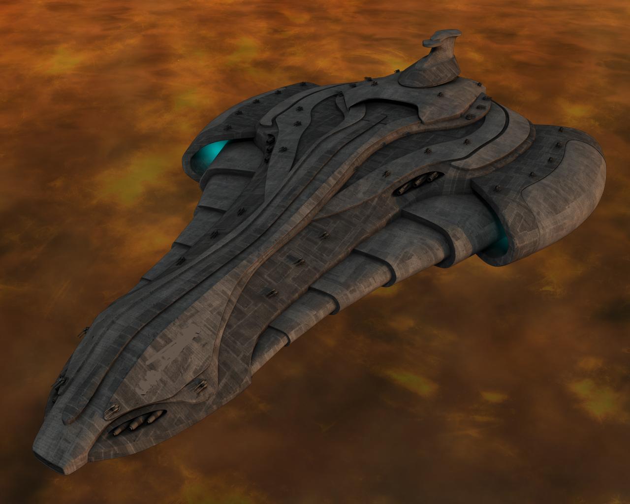 Aggressor-class Battleship
