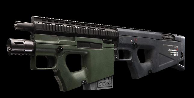 Assault Rifle-17