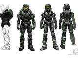 Spartan III Omega Company