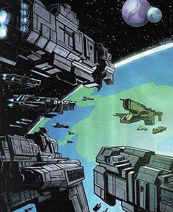 UNSC Battlegroup Voyager