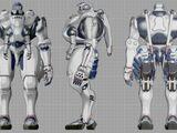 M84 Wolf All Terrain Armoured Assault Suit