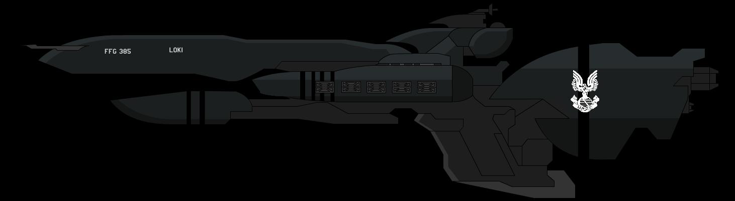 Ronin-class Stealth Frigate