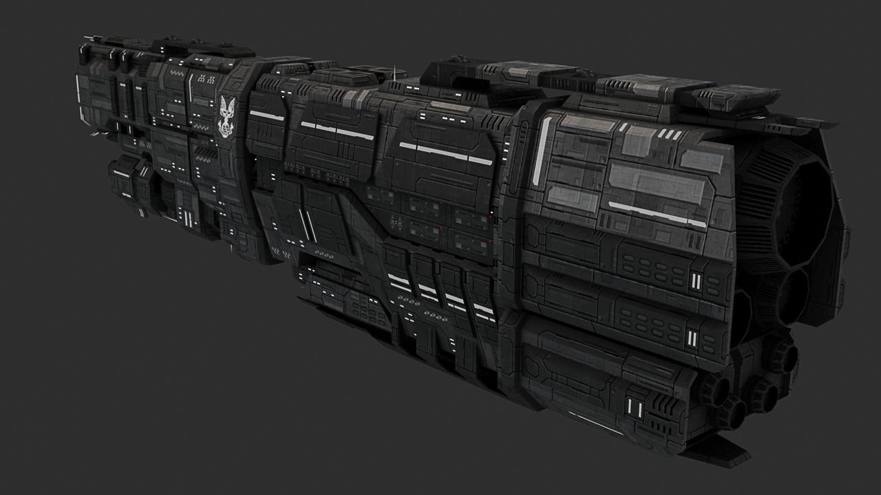 Harvest-class Battleship