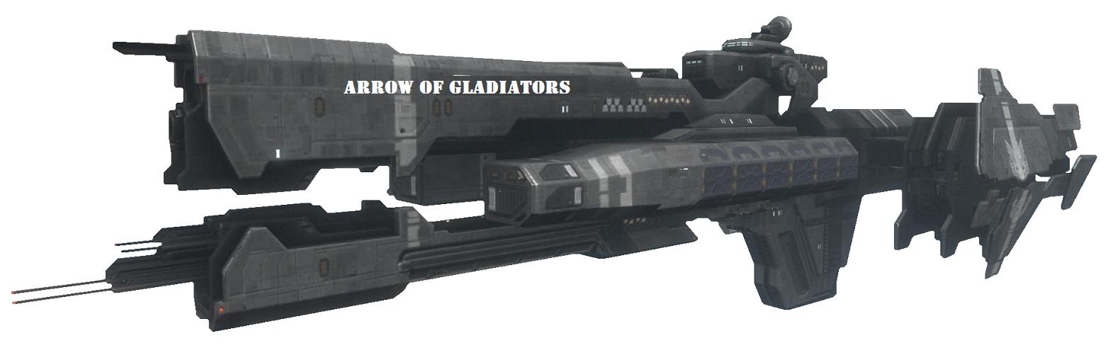 UNSC Arrow of Gladiator