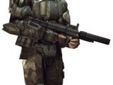M56S Battle Armor