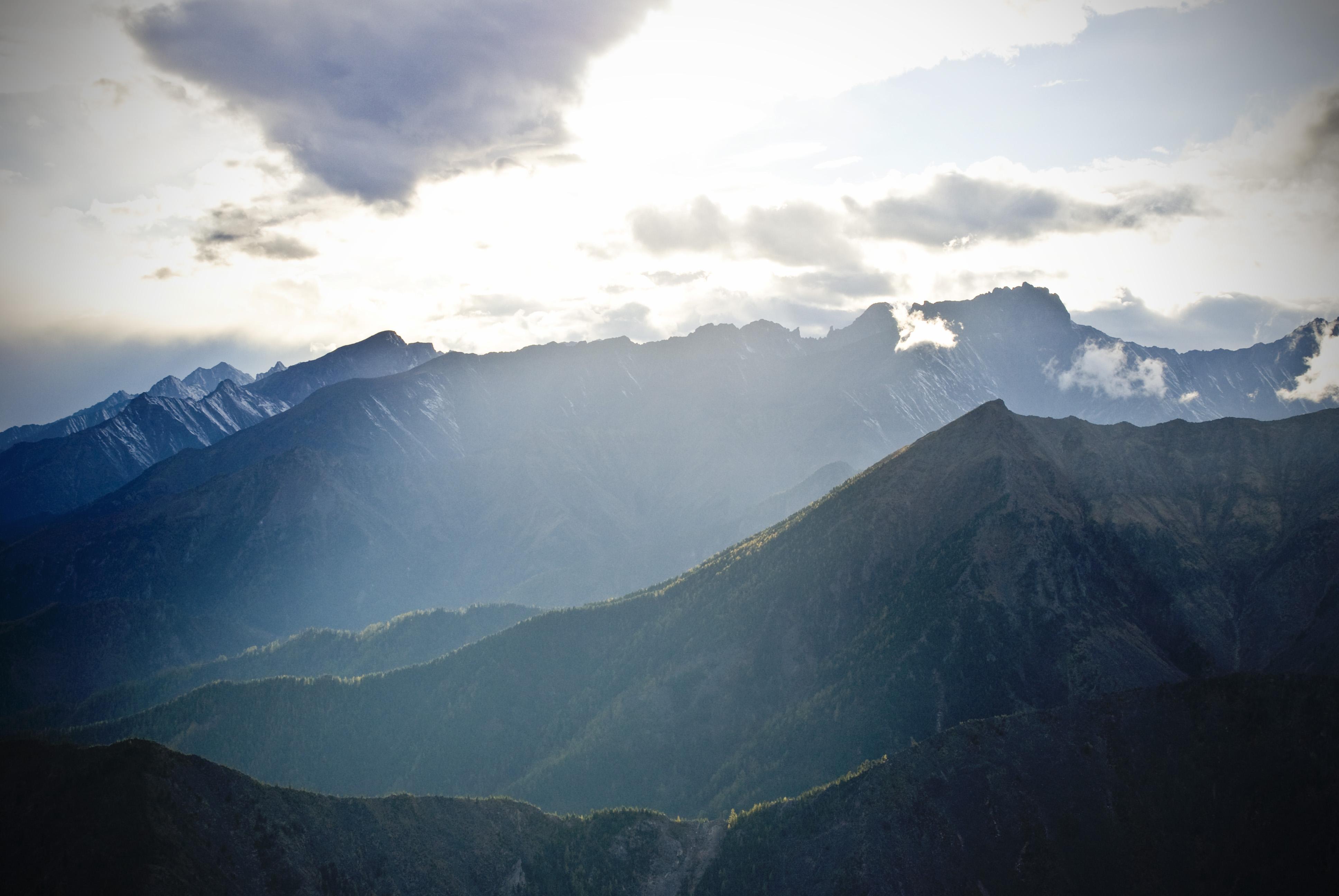 Castle Mountain Range