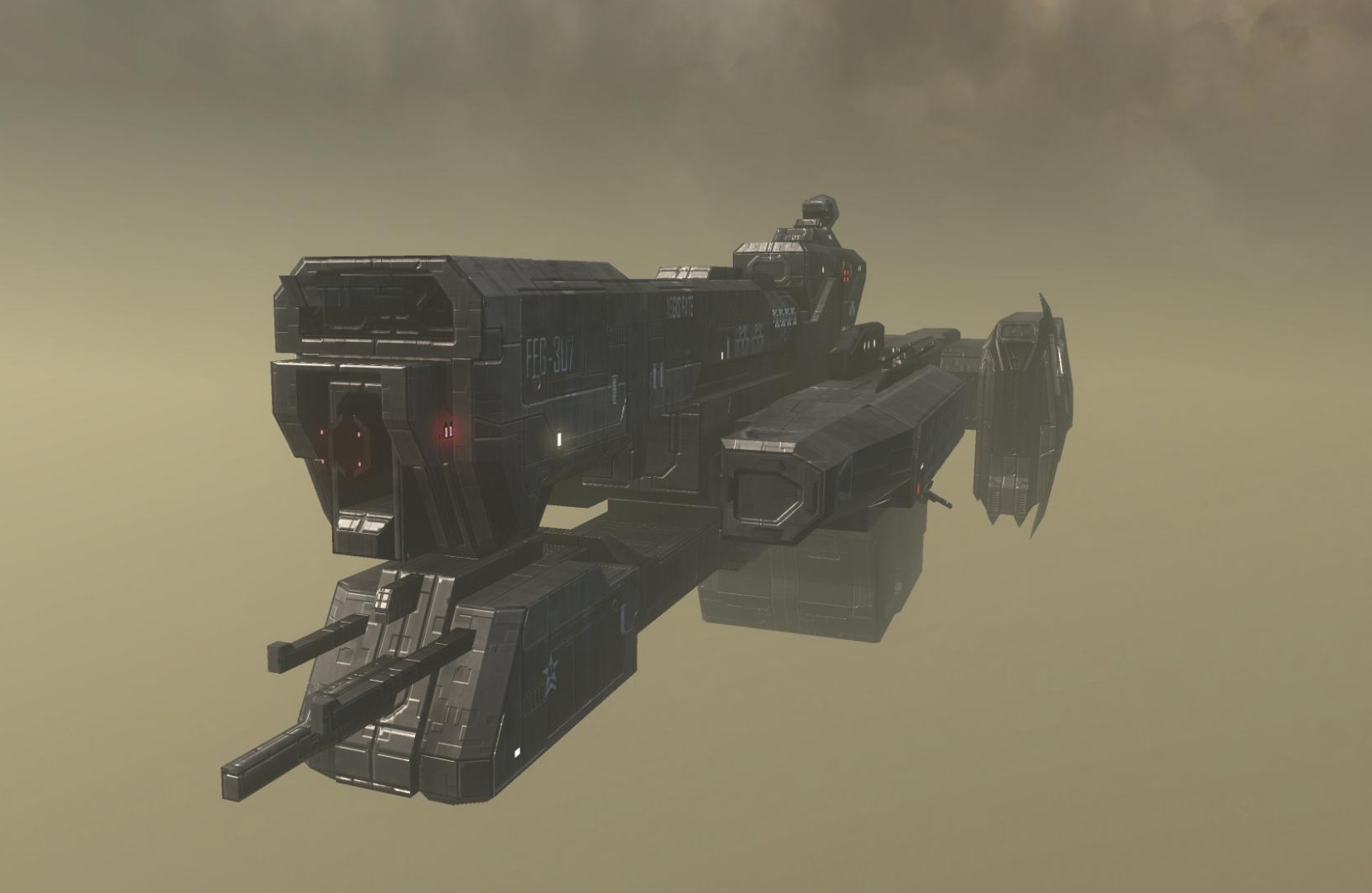 UNSC Belly of the Beast