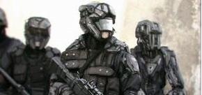 Recon Team Darkblade