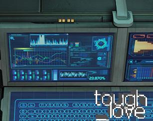 Tough Love (Index Alpha)