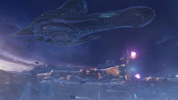 Battle of Guardian-IV