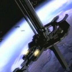 Oranos-class Orbital Defense Platform