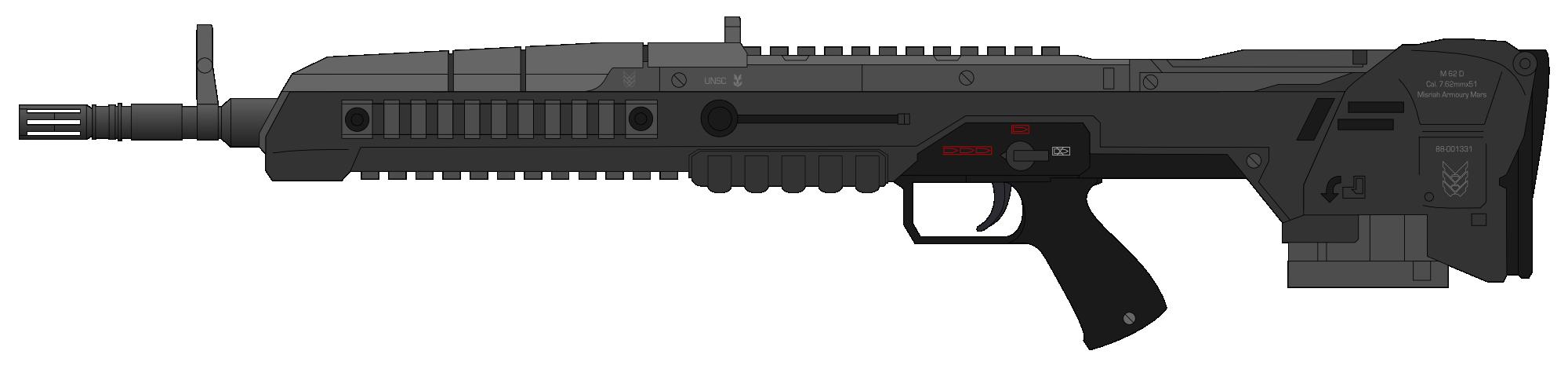 M62 light machine gun