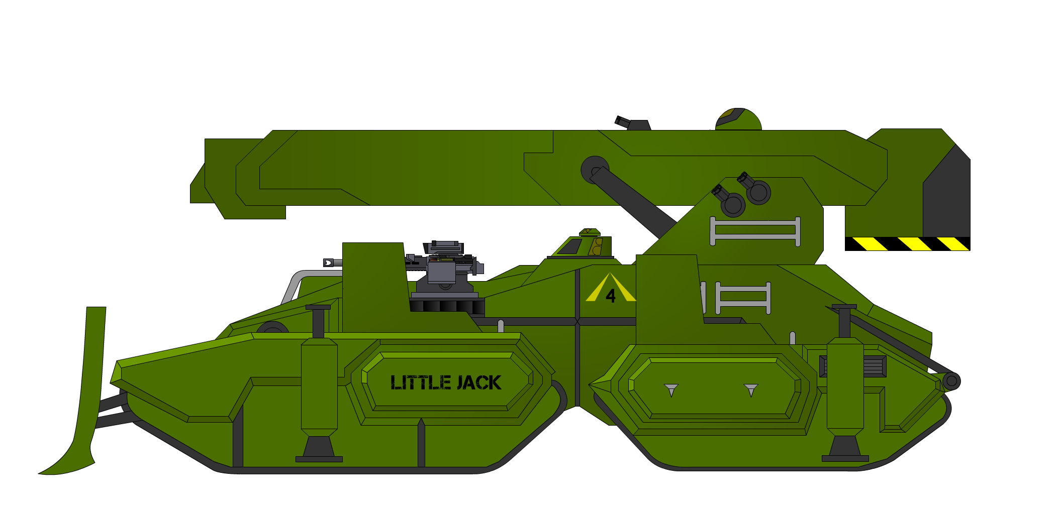 M820A Scorpion Armoured Repair and Recovery Vehicle