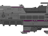 Gladiator-class light cruiser