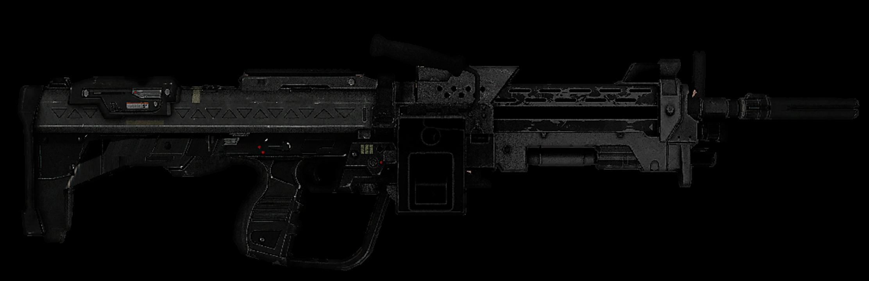M247L machine gun