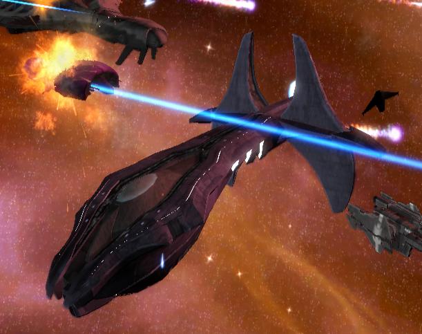 CPV-class heavy destroyer