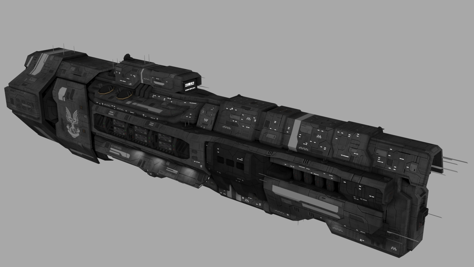Damocles-class Heavy Carrier