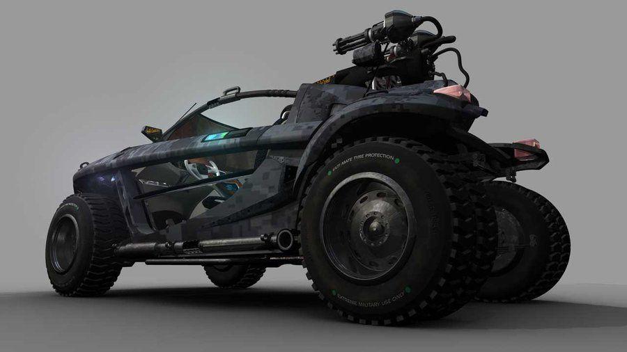 ML3413 Warthog