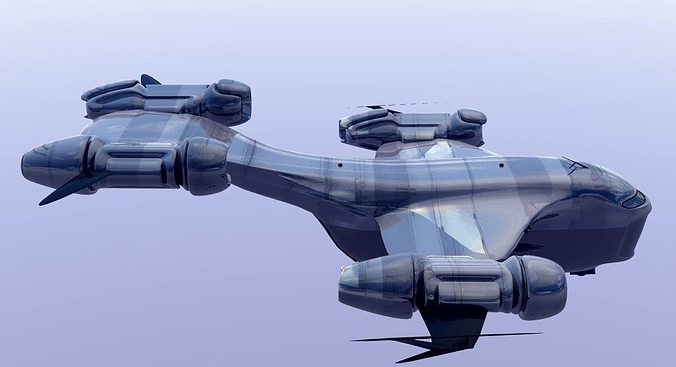 M3065 Dropship Troop Carrier