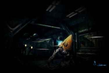 Halo: The Hunted/Act I