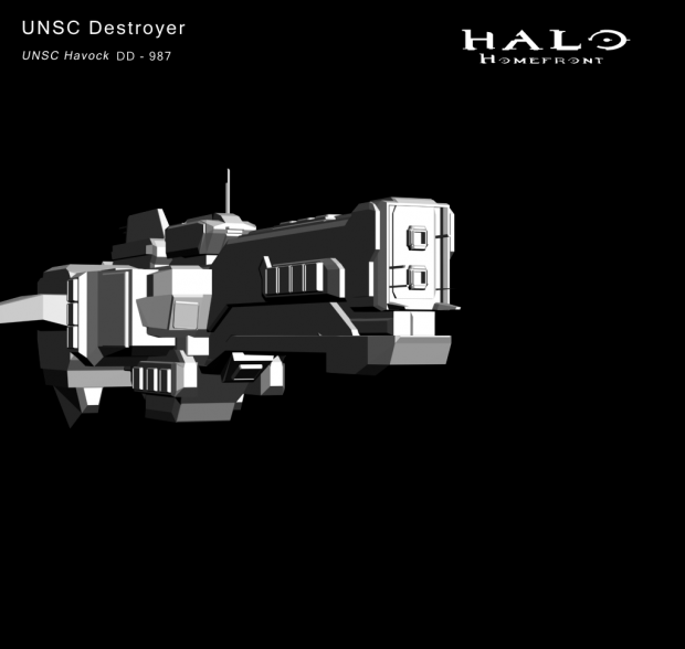 UNSC Chieftain