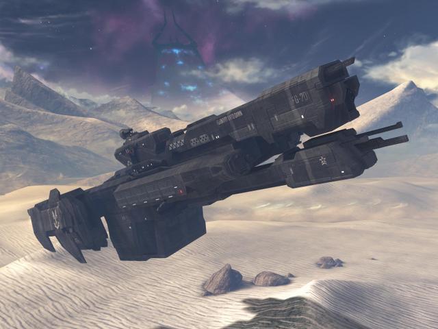 Serenity-class Frigate