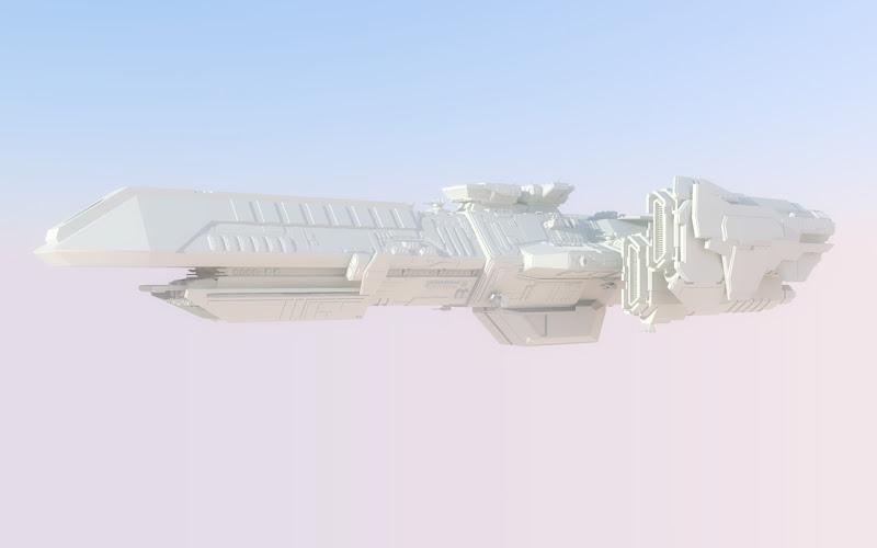 Jaeger-class Frigate