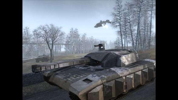 M810B Grizzly Main Battle Tank