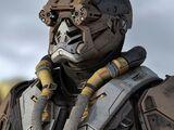 High Altitude Infiltration armor