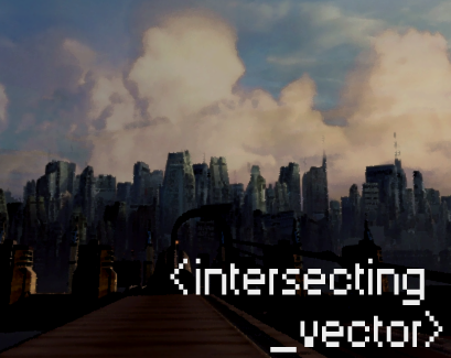 Intersecting Vector (Index Alpha)