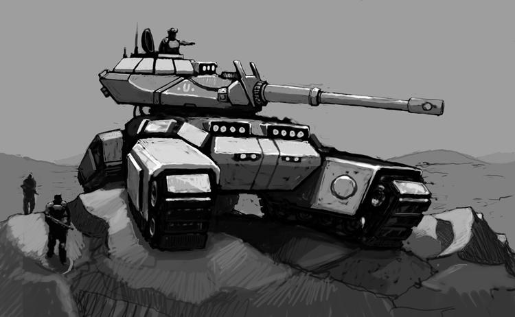 M810 Raider Main Battle Tank