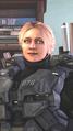 Chief Petty Officer Camilla E Kennedy (Ultra-Close)