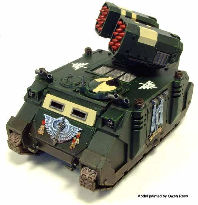Argenta Self Propelled Anti Air Artillery Vehicle Model-15