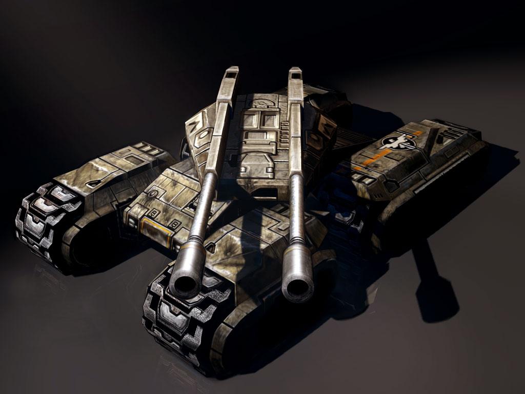 GDI Assault Tank