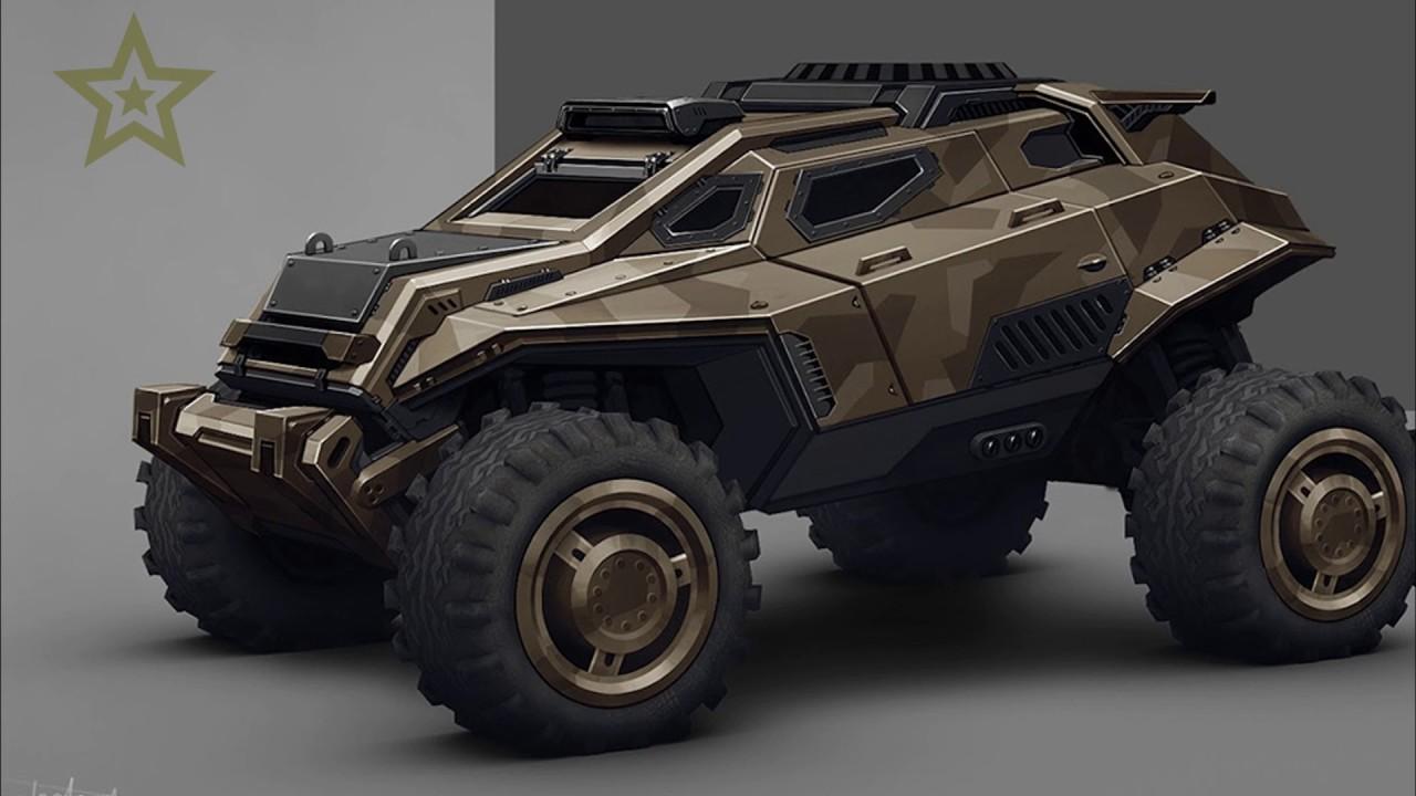 M3451 Advanced Warthog