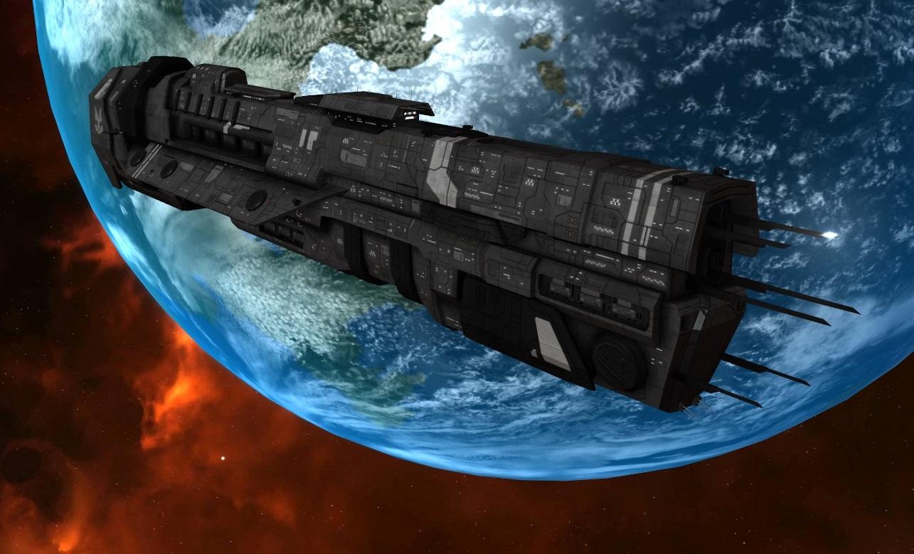 Pegasus-class cruiser-carrier