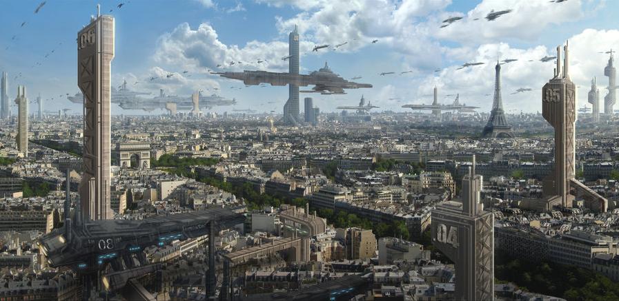 Greater Parisian Metropolitan Zone