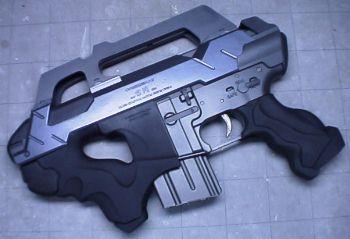Benvora Submachine Gun Model-19