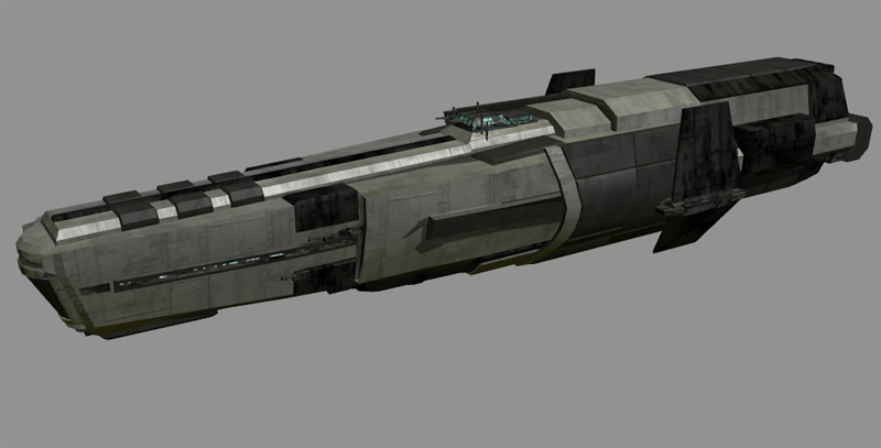 Paladin-Class Heavy Destroyer
