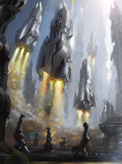 Ares Defence Fleet