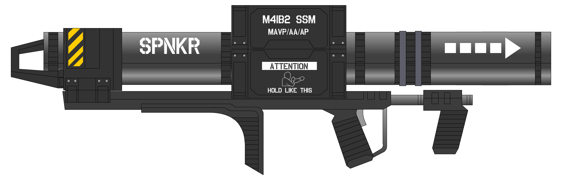 M41B2 Medium Anti-Vehicle/Assault Weapon
