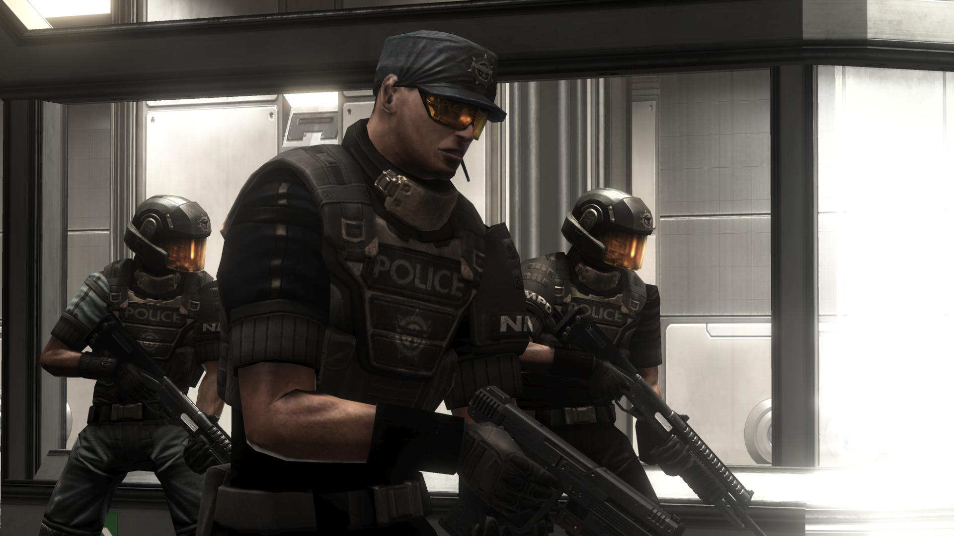 UEG Law Enforcement