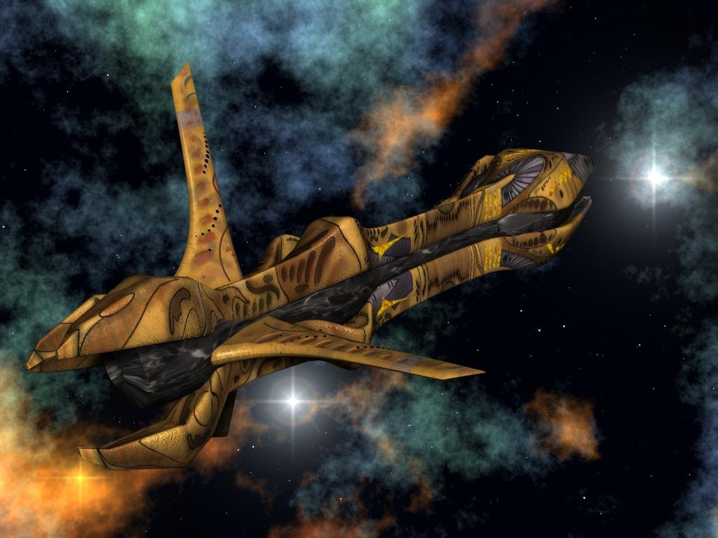 Garthrekton-class Frigate