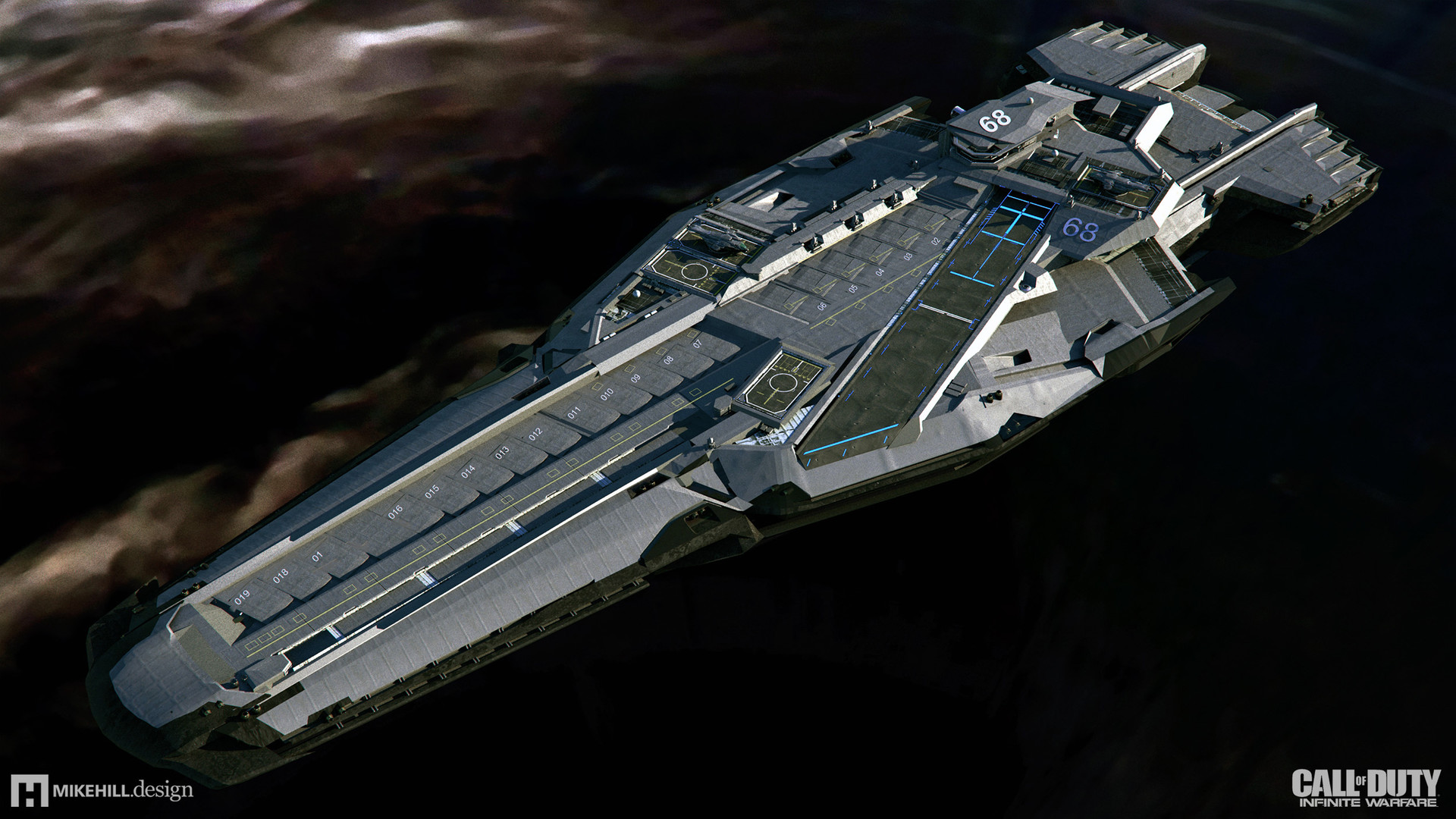Atlas-Class Assault Carrier