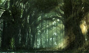 The Forest church 2 by weiweihua