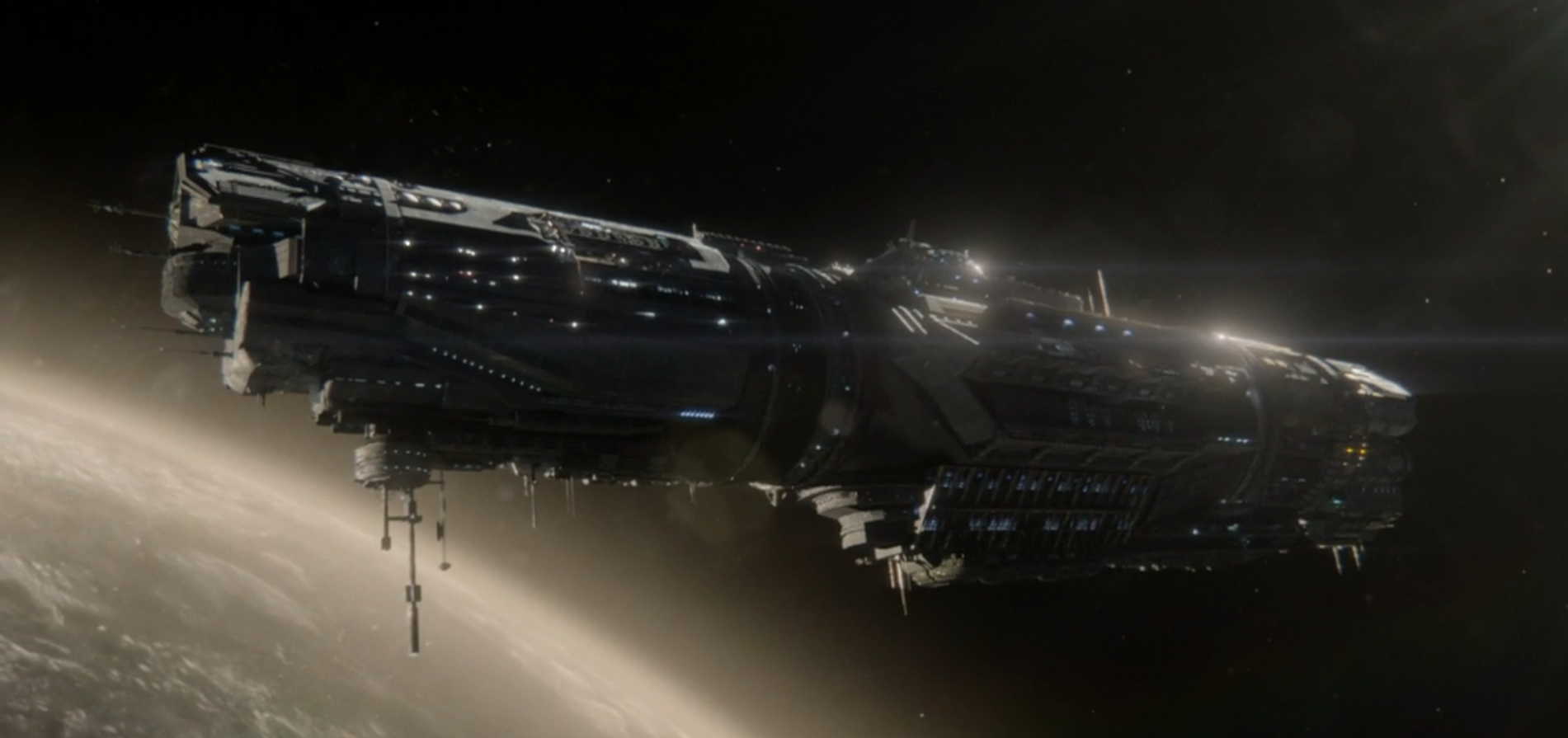 Eligius-class Battleship