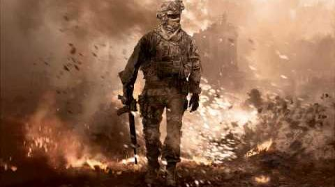 MW2 Soundtrack by Lorne Balfe - Airport Anticipation