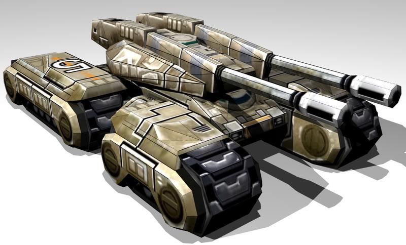 Mk. II Grizzly Tank Destroyer