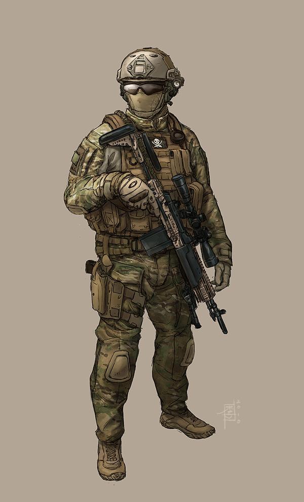 GD-5 Battle Armor