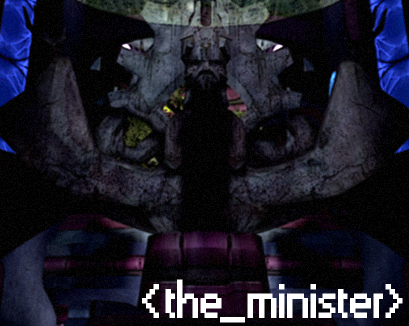 The Minister (Index Alpha)